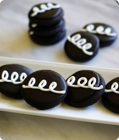 Hostess Cupcake Cookies