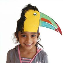 Toucan Headband - National Wildlife Federation