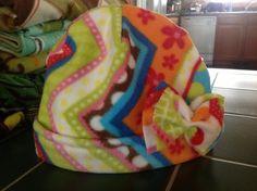 fleec project, stuff, craftsi, sew idea, blanket fleec, sew craft, fleece hats, fleec hat, craft sew