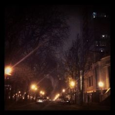 Foggy Night for a Drive :: Park Avenue
