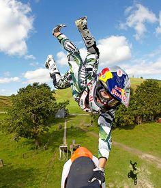 #Motocross #Dirtbike #Offroad #Superman #Selfie
