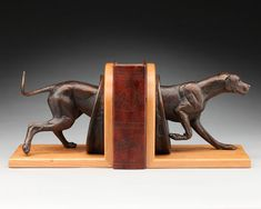 #Louise #Peterson - #Great #Danes - In-n-Out, #bronze edition. #dogs #art