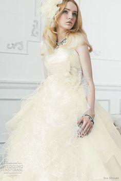 jill stuart wedding gowns