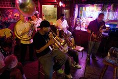 New Orleans like a local - great tips on NatGeo