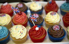 jubile street, cupcakes, jubile cupcak, delici, jubile tea