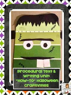 Teaching Procedural Writing to Students