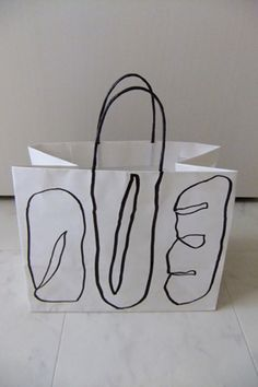 Bag for a Bakery - conjures up a completely different concept in my eyes, maybe it's just me?