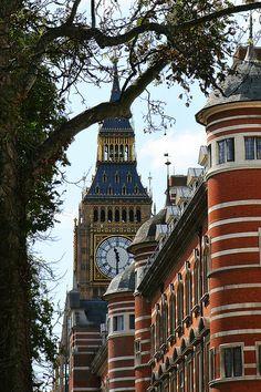 The Big Ben ,London