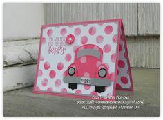 Craft-somnia: Pink Polka Dot Happiness