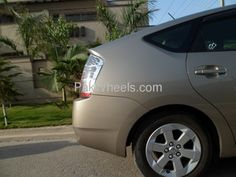 Toyota Prius 2007 for sale in Lahore.