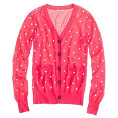 Spot Show Cardigan by Madewell