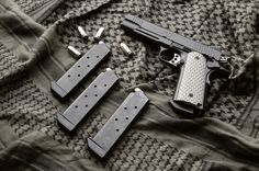 Kimber 1911 pistol .45....really really want a Kimber 1911!