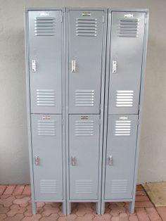 school locker storage
