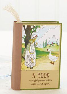 Book Gift Card Holder by @Julie Forrest Forrest Campbell