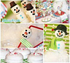 Snowman Paryt!