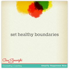 Relationship Advice: Set Four Simple Smartphone Boundaries and Get Closer Relationships www.amplifyhappinessnow.com
