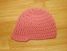 libraries, brim newborn, free pattern, crochet, the craft, craft life, newborn beani, beanie hats, crafts