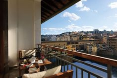 The Ferragamo family's Lungarno Collection expanded its reign over Florence's best boutique lodgings this May, opening Portrait Firenze at the foot of the storied Ponte Vecchio