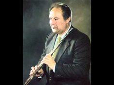 Handel, Sonata for Flute HMV 367. Flautista Jean-Pierre Rampal