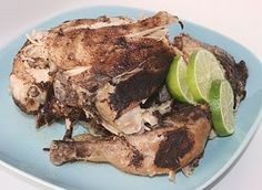 YUmmMY! Slow cooker caribbean jerk chicken recipe.
