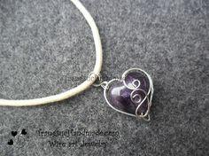 wire jewleri, wire inspir, wire necklac