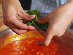 Pizza Pizzas Recipe : Alton Brown : Food Network
