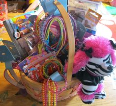 """Pretty Pretty Princess"" raffle basket available at our fundraiser May 18th.  Go to our facebook page for more info:  https://www.facebook.com/MidWesDacRes"