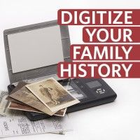 Digitize your family
