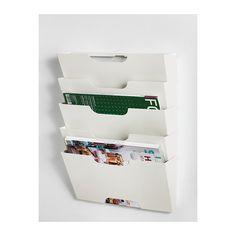 KVISSLE Wall magazine rack IKEA