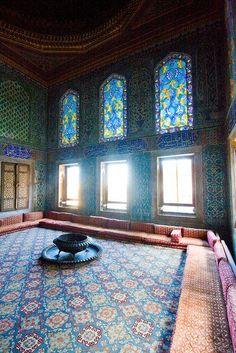 Topkapi Palace, Istanbul/TURKEY