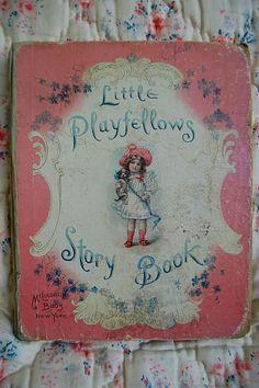 Antique Story Book