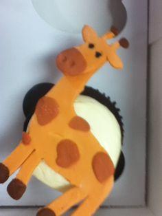 giraff babi, babi shower, baby showers