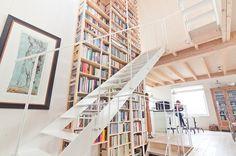 Bookshelves bookshelves bookshelves.