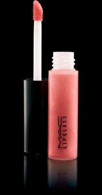 MAC pink lemonade lipglass
