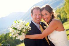 Sam von Trapp's #destinationwedding at Trapp Family Lodge in #Vermont