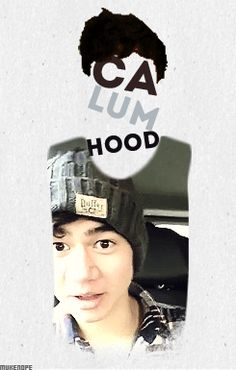 Calum hood if you don't know already