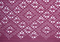 The Victorian Lace Flower Throw is just stunning. Both vintage and lacy, this crochet afghan pattern has it all.