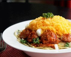 There are five well-known ways to eat the infamous Cincinnati chili recipe, and here's a sixth version with this easy Cincinnati chili recip...