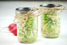 Mason jar salad recipes for on the go