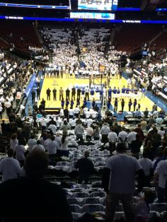 An http://www.GogelAutoSales.com RePin     Prudential Center, Newark. Seton Hall basketball white out night.     We'd Love you to Like us on FB! https://www.facebook.com/GogelAuto  Since 1962, Rt. 10, East Hanover