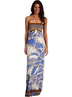 #maxidress #summerdress A colorfull maxi dress. Soak up the sun in style with this simply strapless maxi, @summerdresses  http://bit.ly/wbdqV6