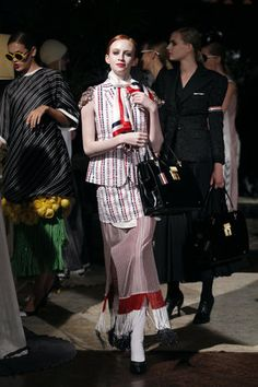 Spring / Summer 2012 from Thom Browne