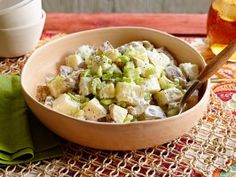 Wasabi Potato Salad from CookingChannelTV.com