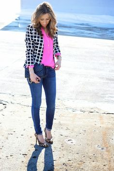 Lilly Style: checkered