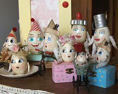 My hero: Humpty Dumpty