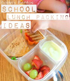 Over 100 lunch packing ideas for kids!  #lunch #packing #ideas