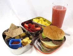 Lunch Box Blues - a great blog with some great lunch box inspiration :-)