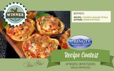 Paula's Recipe Swap and Photo Challenge Week Three Winners on PaulaDeen.com