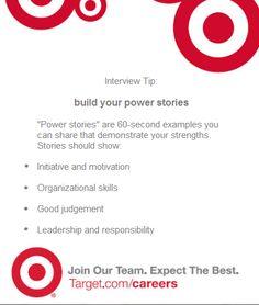 Twitter / TargetCareers: Target #Interview Tip ...