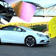 Opel Cabrio: sensación de libertad.